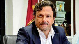 Gustavo Sáenz, intendente de la ciudad de Salta