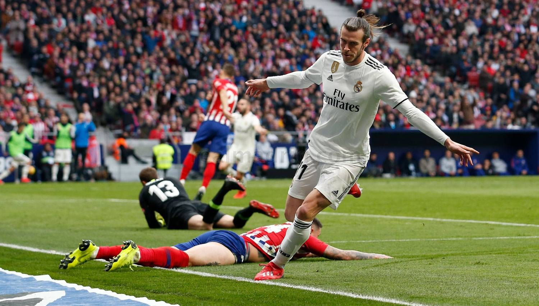 Gareth Bale marcó el tercero