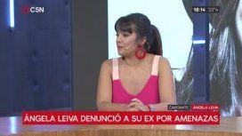 El drama de Ángela Leiva con su ex pareja: No quiere verme trabajar