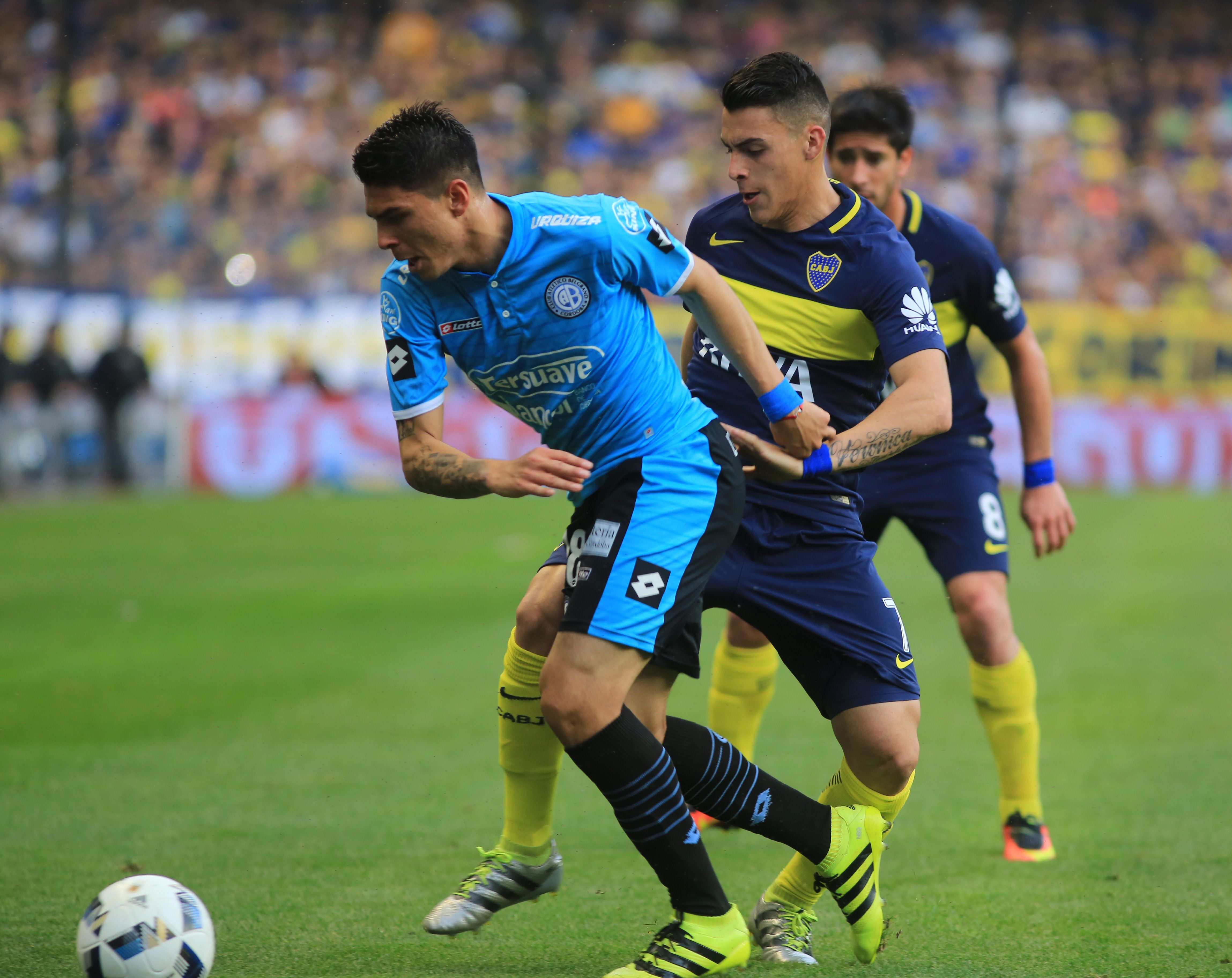 Belgrano recibe a Boca en Córdoba
