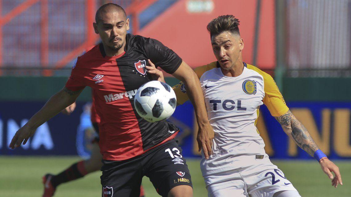 Rosario Central eliminó a Newells de la Copa Argentina