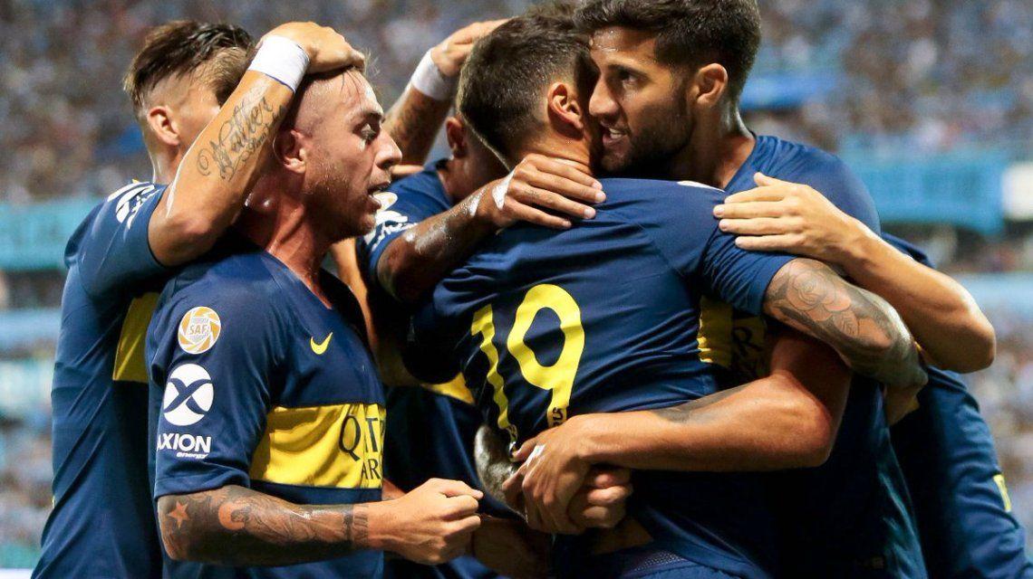 Boca vs Atlético Tucumán por la fecha 15 de la Superliga: horario, formaciones y TV