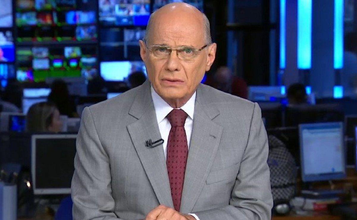 El periodista brasileño Ricardo Boechat murió al caer el helicóptero en el que viajaba