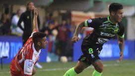 Defensa y Justicia le ganò a Argentinos Juniors y lidera en la Superliga