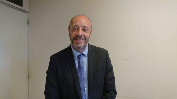 <strong>Gabriel Tavip</strong>, juez de familia