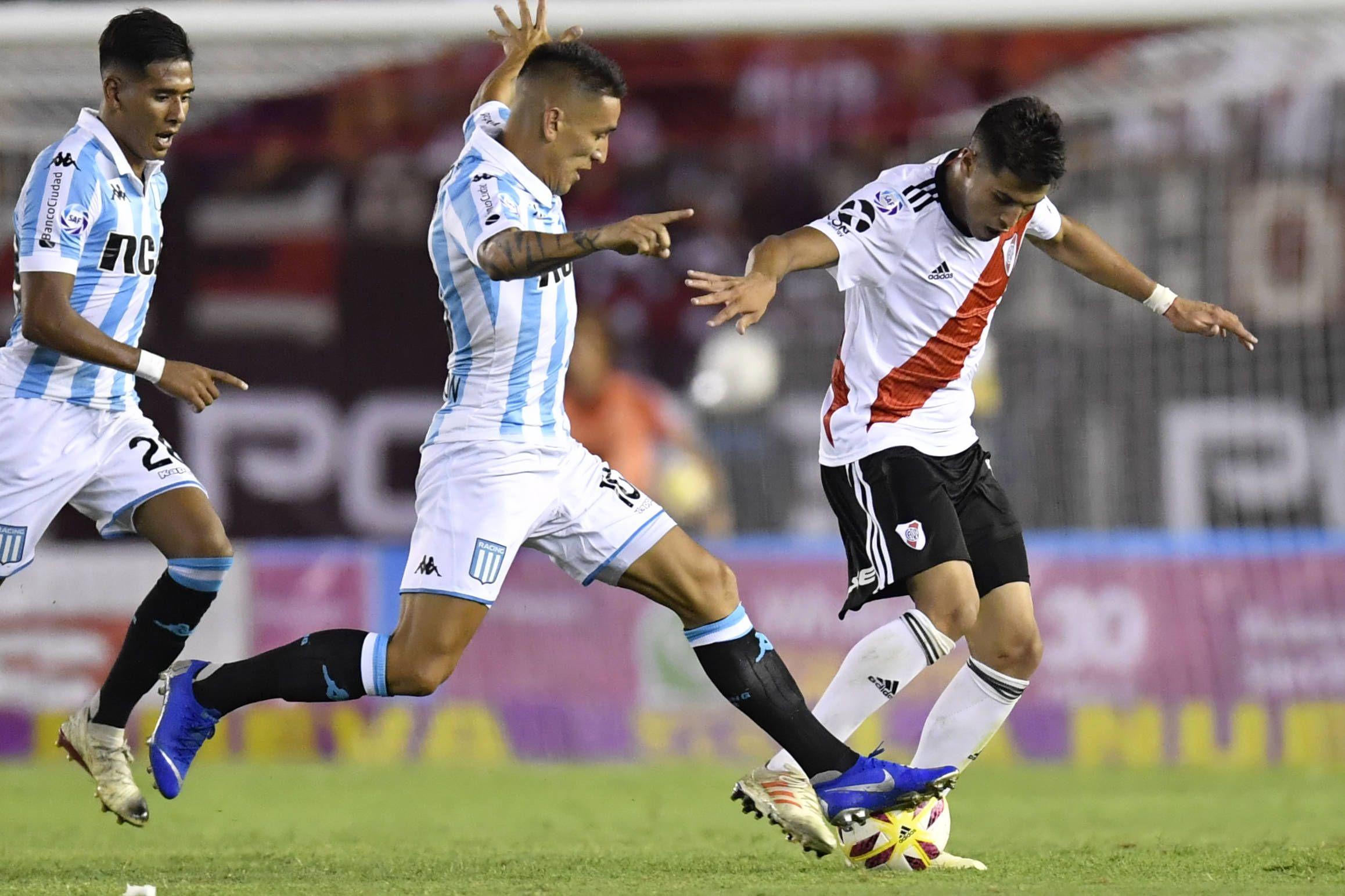 Malas noticias para Gallardo y todo River: se fracturó Exequiel Palacios