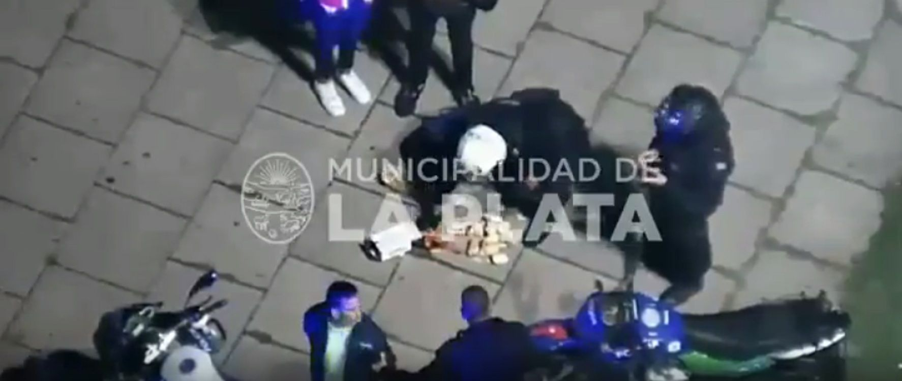 Así detuvieron a Omar Díaz el acusado de asesinar a Nadia Ferraresi