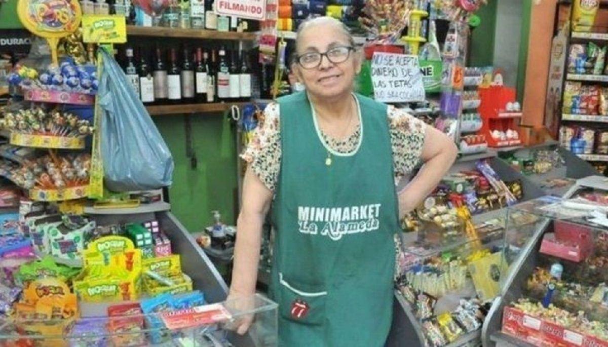 Matilde Aveiro es la dueña de La Alameda