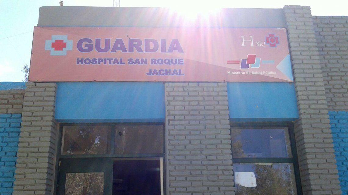 Hospital San Roque de Jachal