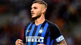 Sigue la guerra entre Icardi y el Inter: ahora lo dejaron afuera de la convocatoria