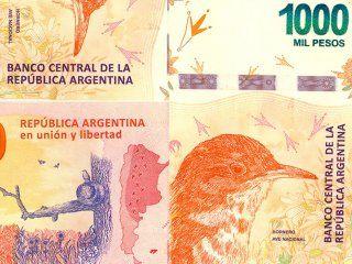 alertan por la circulacion de billetes falsos de $1.000: como detectarlos