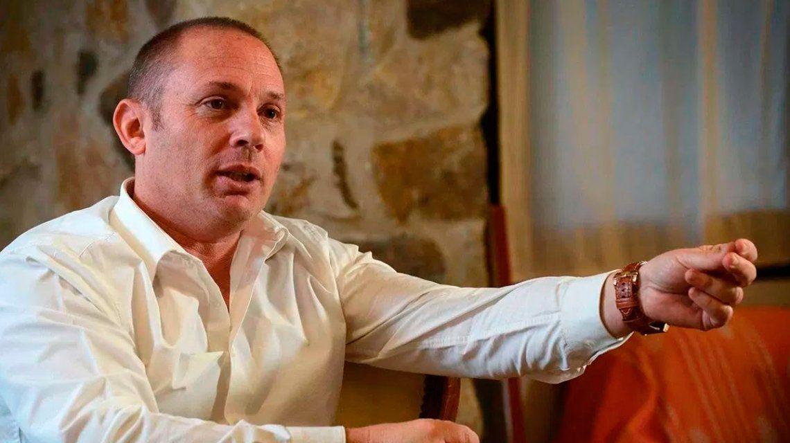 Confirman procesamiento con prisión preventiva a DAlessio por tentativa de extorsión