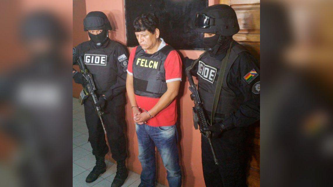 Cayó el Chapo Guzmán del Cono Sur: uno de los narcos argentinos más buscados
