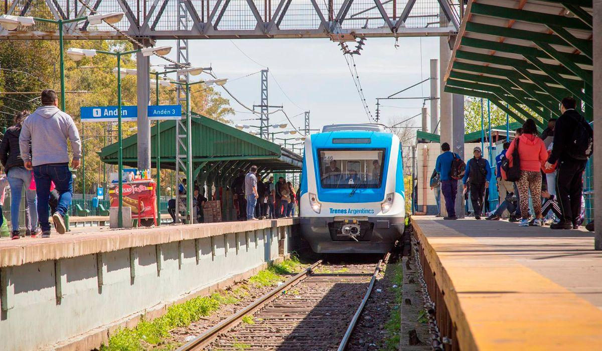 El Ministerio de Trabajo dictó la conciliación obligatoria en el conflicto ferroviario