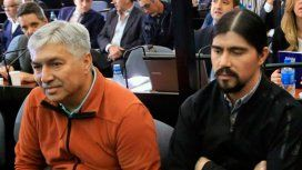 Lázaro y Martín Báez denunciaron que son espiados