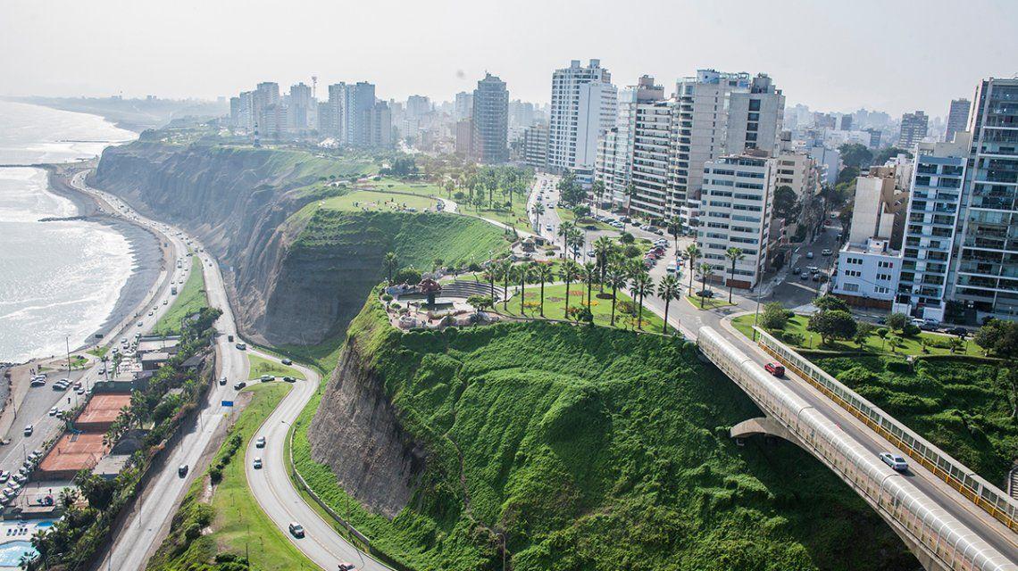 Lima, de ciudad de paso a destino obligado en una visita por Perú