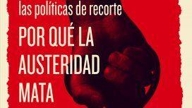 ¿Por qué la austeridad mata?: el libro que Kicillof le mostró a la misión del FMI
