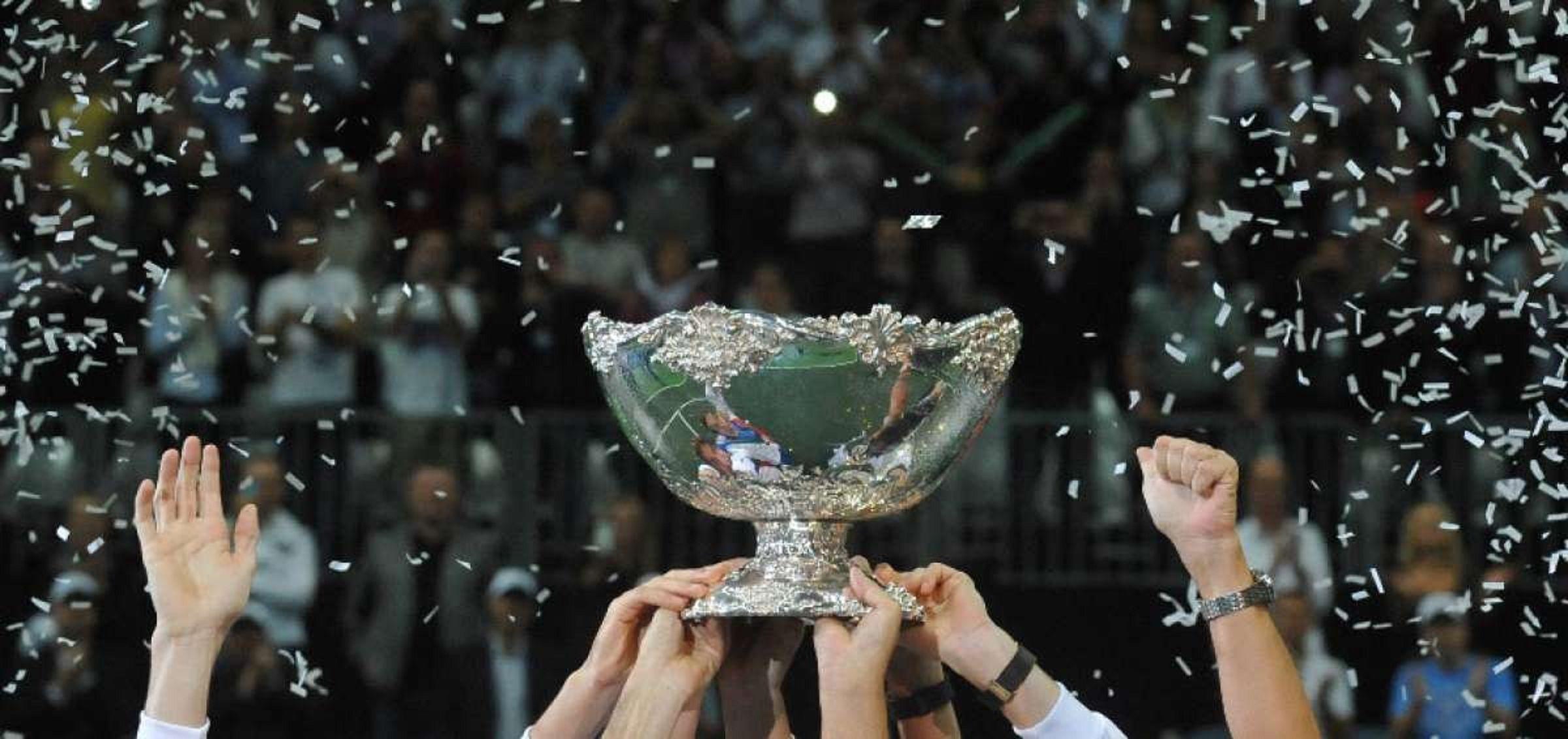 Se sorteó la nueva Copa Davis: Argentina compartirá grupo con Alemania y Chile