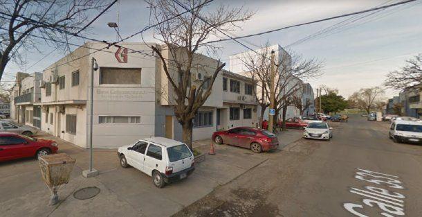 Sede de Goya Corrientes en La Plata<br>