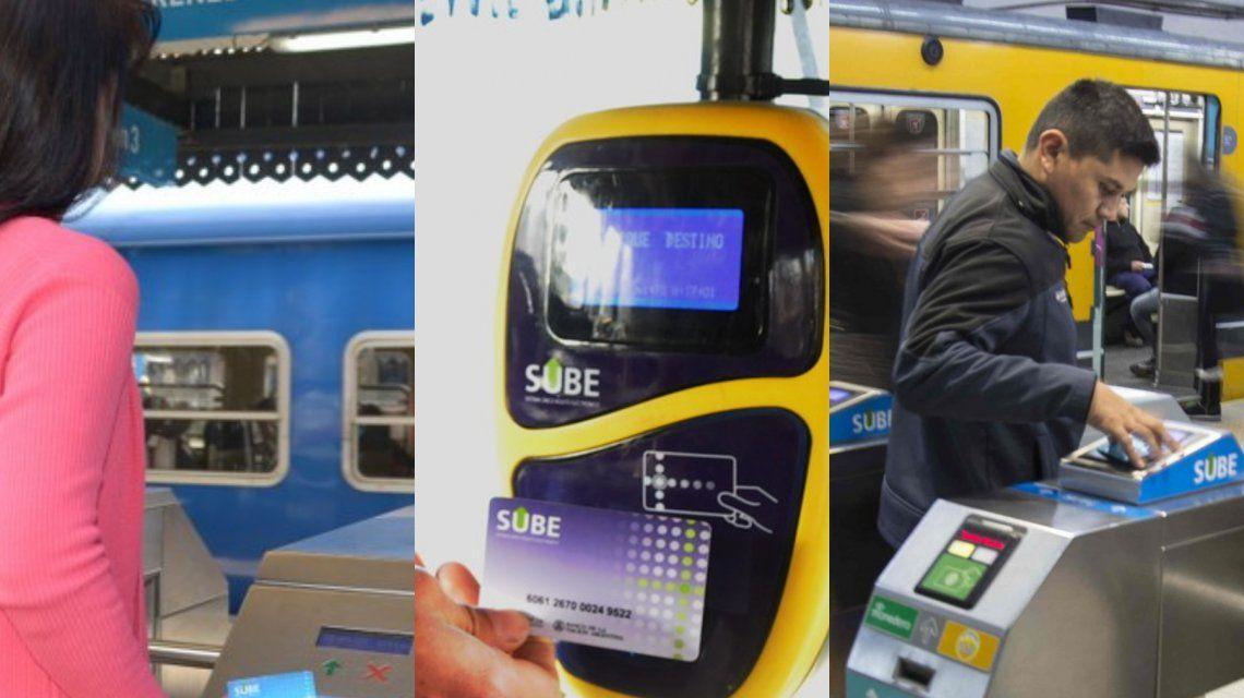 Vuelven a aumentar los colectivos, trenes y subtes: cómo quedan los nuevos valores en el transporte