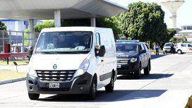 El cuerpo de Emiliano Sala ya está en Argentina y mañana será el velatorio