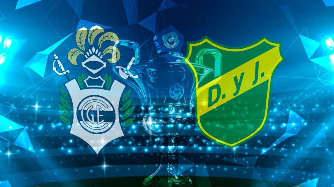 Gimnasia vs Defensa por la fecha 19 de la Superliga: horario, formaciones y TV