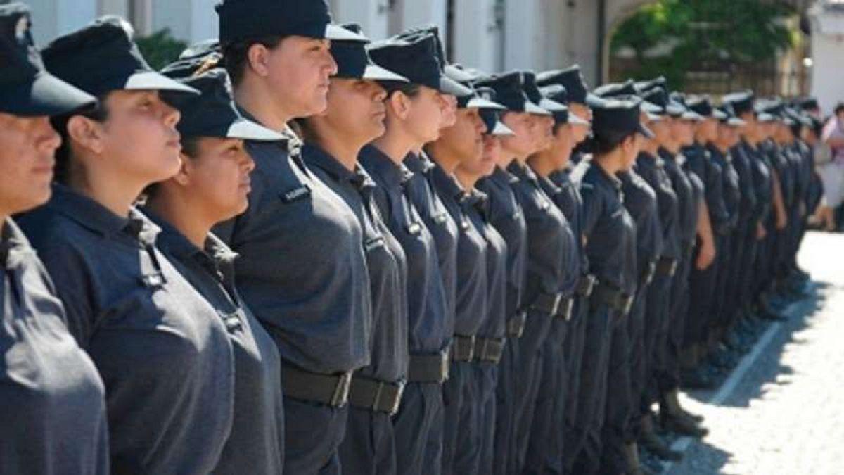 La Red de Mujeres Policías pidió que se las exima de los operativos en marchas por los derechos de las mujeres