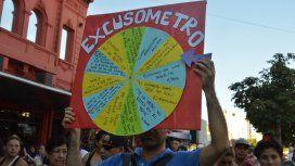 Excusómetro, una creativa forma de protestar