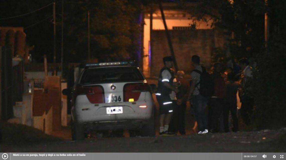 Córdoba: tenía restricción perimetral pero citó a su ex en su casa y la mató a puñaladas