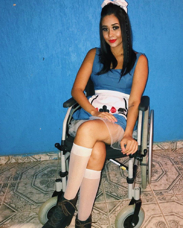 Layane Dias cambió su vida para siempre