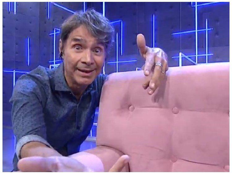 Claudio María Domínguez conduce Hacete cargo en C5N