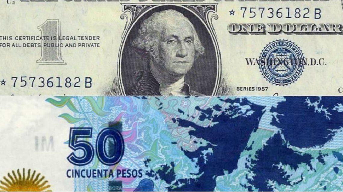 Un dólar a 50 pesos es lo que estima Aldo Pignanelli