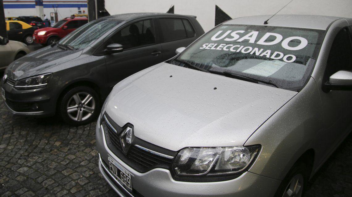 No repuntan las ventas de autos usados