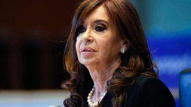 La Cámara ratificó la falta de mérito dictada para Cristina en una causa por lavado