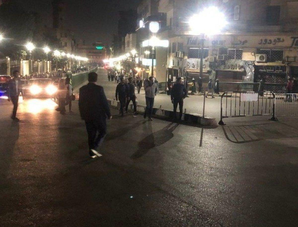 Una fuerte explosión sacudió el centro de El Cairo