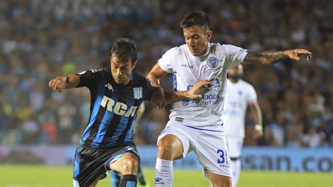 Darío Cvitanich se escapa de la marca