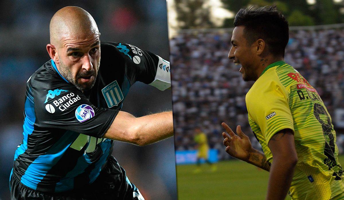 Superliga: ¿qué partidos les queda pendiente a Racing, Defensa y Justicia y Boca?