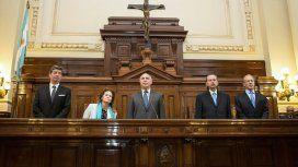 Los jueces de la Corte Suprema revelaron su patrimonio
