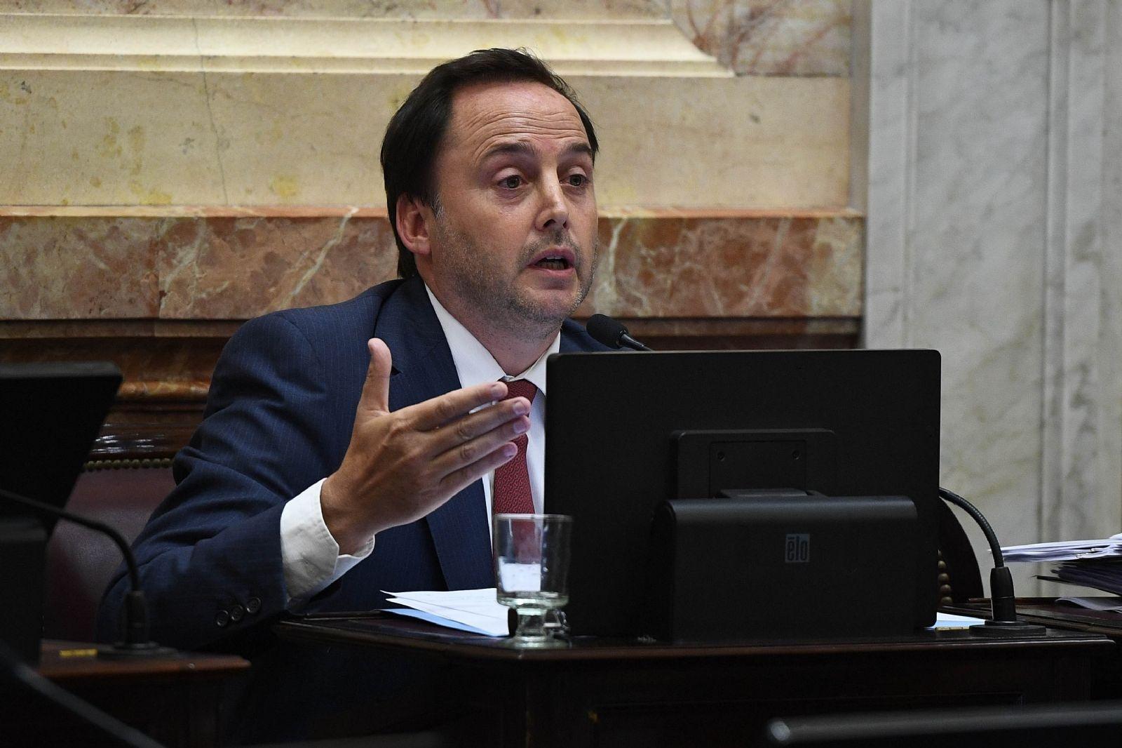 El senador Mera dijo que  es un castigo a los más vulnerables no mantener el reintegro del IVA