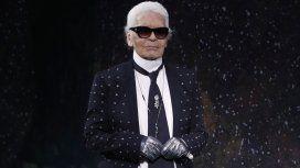 A los 85 años murió el Káiser de la moda, Karl Lagerfeld