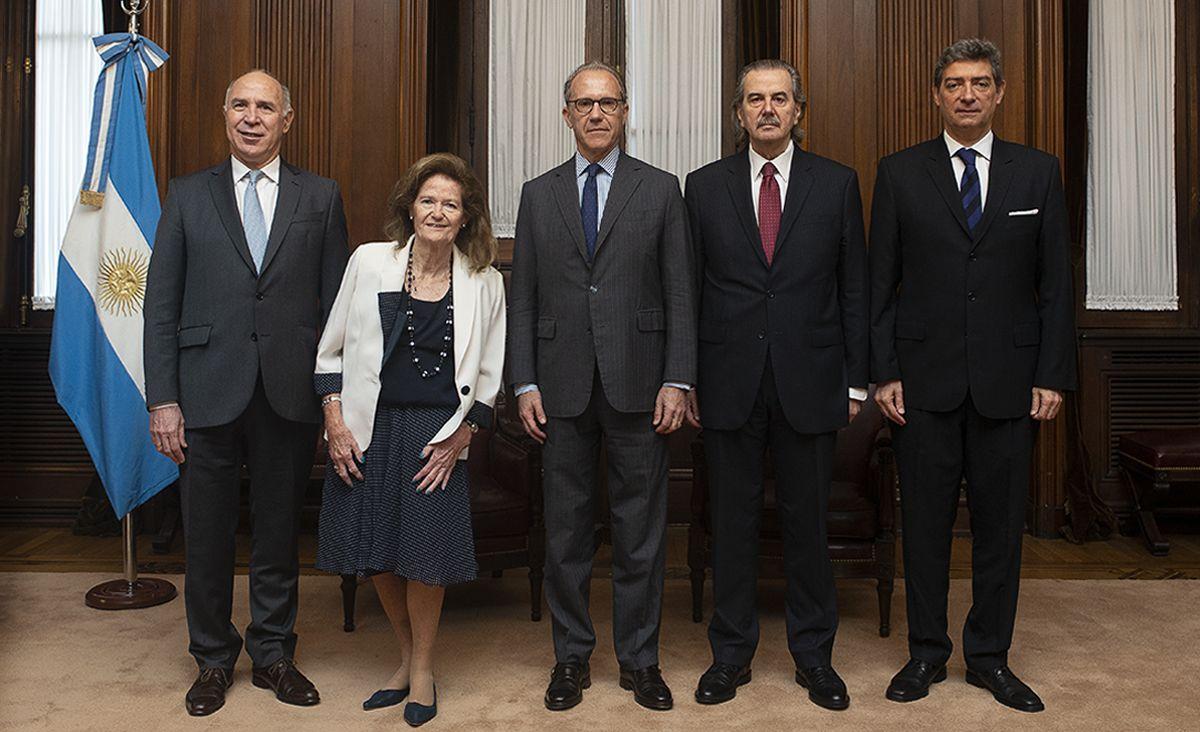 Jubilaciones, La Rioja y la minera Barrick, las prioridades de la Corte en el año electoral