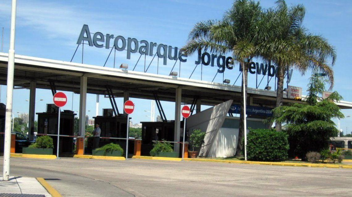 Un tranvía, la idea del gobierno nacional para mejorar la conectividad del Aeroparque