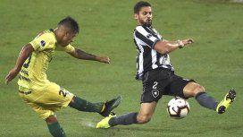 Defensa y Justicia vs Botafogo por Copa Suidamericana: horario