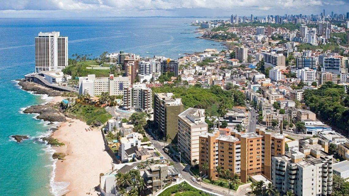 Brasil: le quisieron robar a un turista argentino en Salvador de Bahía y lo mataron