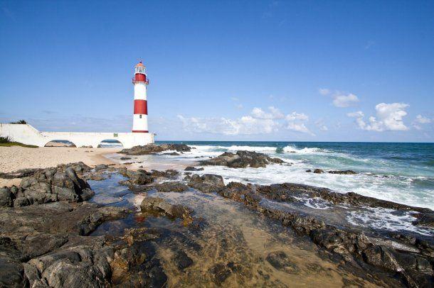 La playa donde fue asesinado el turista cordobés