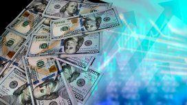 El dólar subió por séptimo día y quedó al filo de los 45 pesos