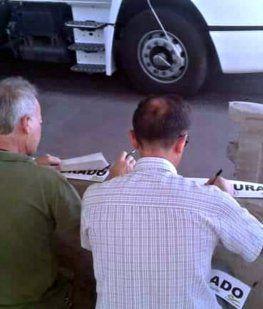Clausuraron un peaje de la autopista Córdoba-Rosario por estar inhabilitado