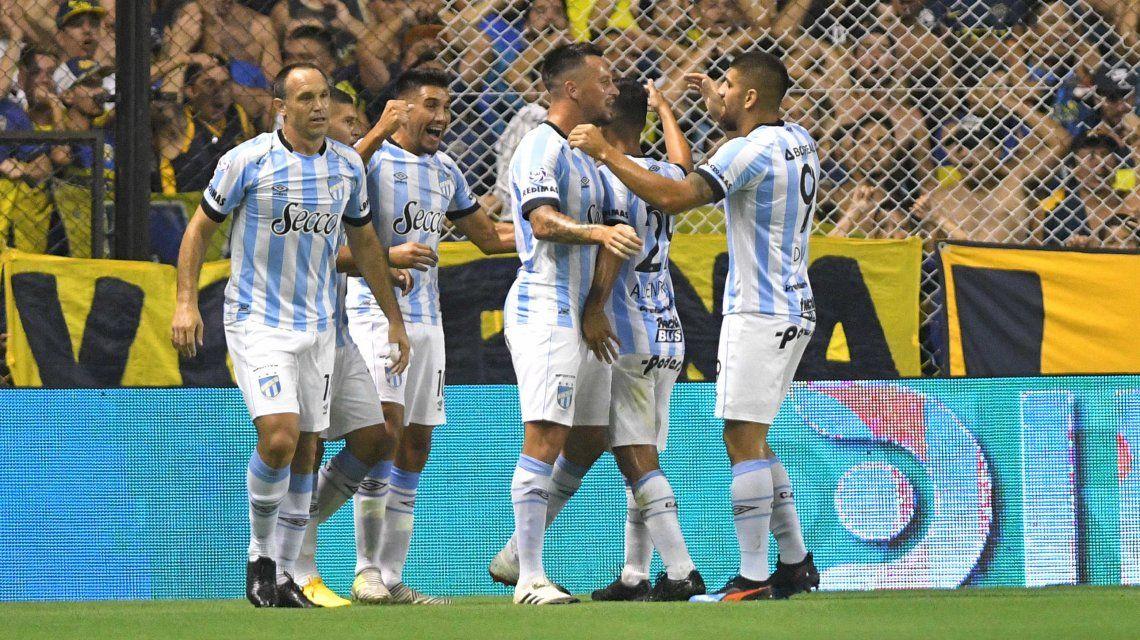 Boca no supo mantener la igualdad y perdió con Atlético Tucumán en la Bombonera