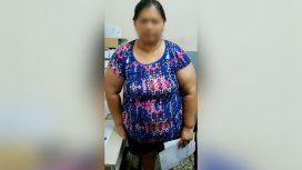 La confesión de la mujer que mató y tapó con cemento a su marido