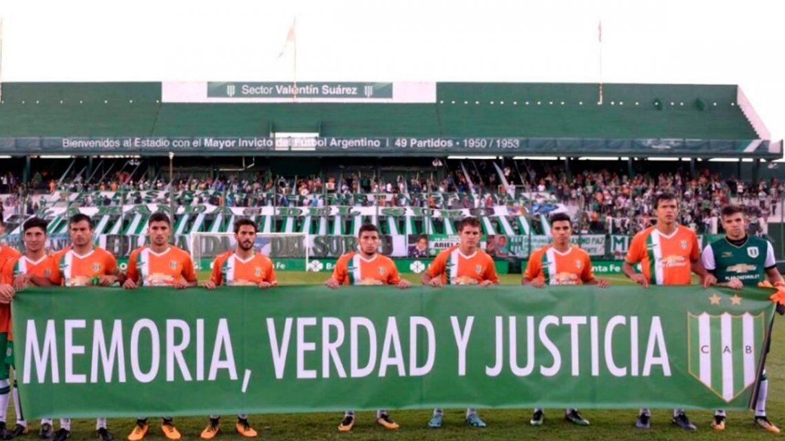 Banfield restituirá los carnés de sus socios desaparecidos en la última dictadura